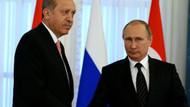 Cumhurbaşkanı Erdoğan ve Putin Fırat Kalkanı operasyonu üzerinde görüştü