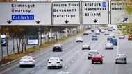 Ankara'da 30 Ağustos'ta bu yollar trafiğe kapalı