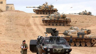 TSK'dan açıklama: 25 PKK/PYD üyesi etkisiz hale getirildi!