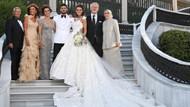 Selma Çilek ile Sinan Çiftçi'nin düğününden kareler!