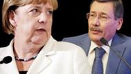 Melih Gökçek'ten Angela Merkel'e: Küseriz!
