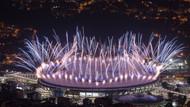 Rio 2016 Olimpiyat Oyunları'na görkemli açılış!