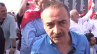 Yenikapı'da sanatçılardan birlik ve beraberlik mesajı!