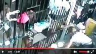Mahkumlar kadın görevliye saldırdı