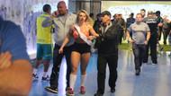 Brezilyalı model Danny Morais maça damga vurdu!