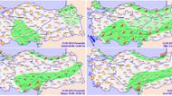 Meteoroloji uyardı! İstanbul'da sağanak yağış bekleniyor