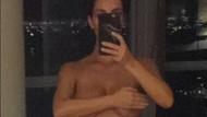 Kim Kardashian'dan çıplak selfie!