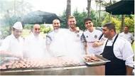 Beşiktaşlı futbolcuların mangal krizi