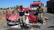 Tatilde 8 günlük trafik kazası bilançosu ağır