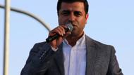Demirtaş'tan skandal sözler: PKK terör örgütü değil