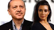 Erdoğan'a karşı Kim Kardashian hamlesi