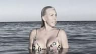 58 yaşındaki Semiha Yankı'dan seksi pozlar