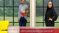 Hanife'nin son talibi Soner bey stüdyoya eşekle geldi