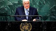 BM kürsüsünden Fırat Kalkanı'na küstah çıkış!