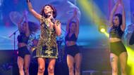 Rus müzik grubu Viagra Antalya'yı salladı