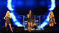 Viagra grubu Antalya'da konser verdi