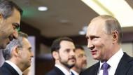 Putin'in Hakan Fidan esprisi Erdoğan'ı şaşırttı