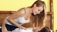 Cinsel ilişki sırasında karısını aldattığını itiraf edince...