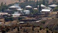 Son dakika haberleri: PKK, Derecik'te askeri üs bölgesine saldırdı! İşte çatışma anı