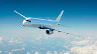 Makedonya'da bir uçak kayboldu