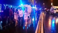 Reina'da yılbaşı partisine silahlı baskın: 39 ölü