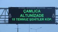 Karda son durum... İstanbul'da yollar bomboş