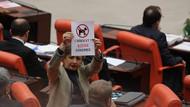 AK Partililerden CHP'ye dikkat köpek giremez afişi!