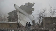 Son dakika haberleri: Türk kargo uçağı Bişkek'te düştü! 32 ölü