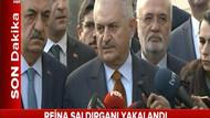 Başbakan'dan Reina katliamcısı ile ilgili açıklama: Alçak teröristin sorgusu sürüyor