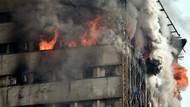 İran'da dev bina çöktü! En az 30 ölü