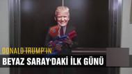 Trump'ın ilk günü videosu