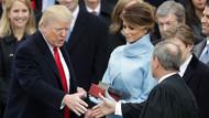 Donald Trump Washington'da görkemli bir törenle yemin etti