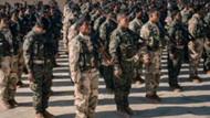 ABD'den bir skandal daha! PKK'ya üniforma giydirdi