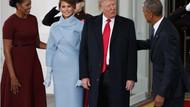 Kimse onu giydirmek istemiyordu Melania Trump bakın ne giydi