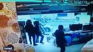 Esenyurt saldırganı kaçarken kameralara yakalandı