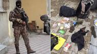 300 bin lira ödülle aranan terörist polisle çatıştı