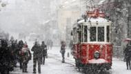 İstanbullular dikkat! Kar geri geliyor