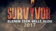 Survivor 2017'ye veda eden ilk isim belli oldu!