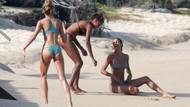 Melekler Brezilya'da tatilde