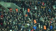 Vodafone Arena, Mustafa Kemal tezahüratlarıyla inledi