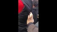 Reina saldıganı sanıp masum vatandaşı dövdüler