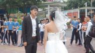 Evleneceği gün terk edildi