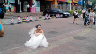 Damat düğün günü kaçtı gelin sinir krizi geçirdi