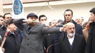 Nabi Avcı, Bilal Erdoğan ile birlikte ok attı