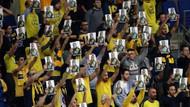 Ülker Arena'da İzmir Marşı Fenerbahçe