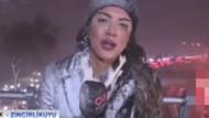 Kanal D muhabiri Fulya Öztürk yüz felci geçiriyordu!