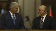 Bağdat'a giden Başbakan Yıldırım'dan çok önemli Başika açıklaması