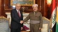 Başbakan Binali Yıldırım ve Mesud Barzani'den ortak basın toplantısı