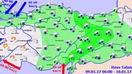 Kar yağışı etkisini artırıyor! Meteroloji'den İstanbul'a flaş uyarı