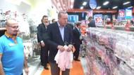 Erdoğan torunu Canan Aybüke için alışveriş yaptı